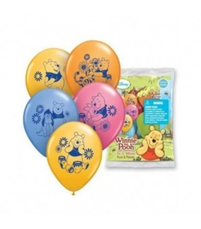 Winnie The Pooh Balloons