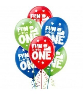 Wild One Boy Balloons