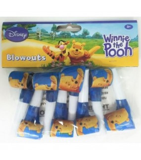 Winnie The Pooh Blowouts