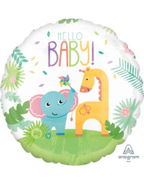 HELLO BABY (FISHER PRICE) - COMING NOVEMBVER